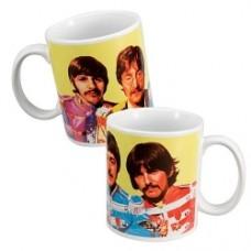 Beatles mug sgt pepper