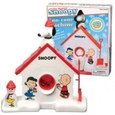 Peanuts snoopy macchina per fare la neve