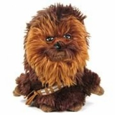 Star Wars Chewbacca Super Deformed Plush