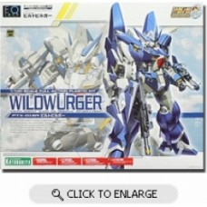 super robot wars wildwurger fine scale
