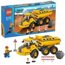 lego dump truck 7631