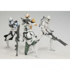 Star Wars CLONE WARS S.2 ARTFX PLUS (3pz)