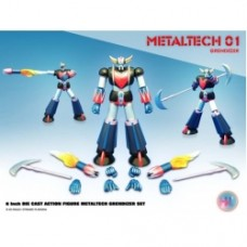 GOLDRAKE METALTECH FIGURE DIE CAST