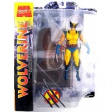 marvel select WOLVERINE AF (YELLOW COSTUME)