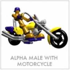 stikfas motociclista