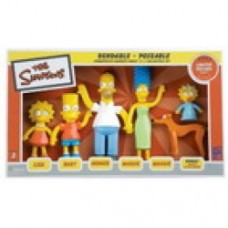 Simpsons bendable