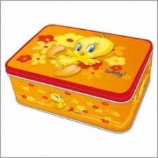 Tweety scatola metallo