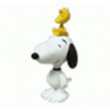 Peanuts Snoopy in testa