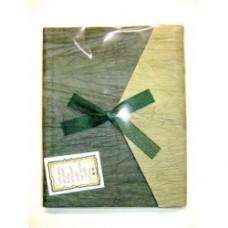Album verde chiaro e scuro
