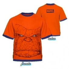 La cosa t-shirt arancione taglia L