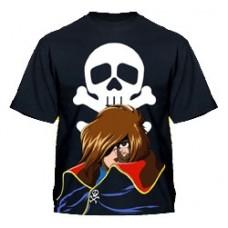 capitan harlock t-shirt