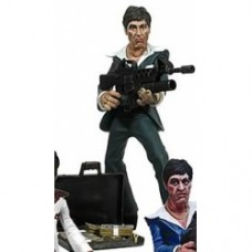 scarface action figure giacca scura