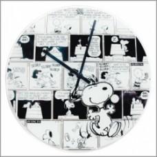 peanuts snoopy orologio da muro
