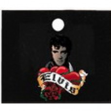 Elvis Presley spilla cuore