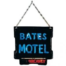 Psyco bates motel sign