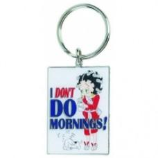 betty boop Porta chiavi mornings
