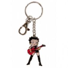 betty boop Porta chiavi rock