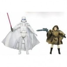 Star Wars Comic Pack Infinities Darth Vader & Leia
