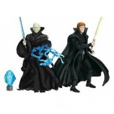 star wars comic packs Emperor Palpatine Clone & Luke Skywalker