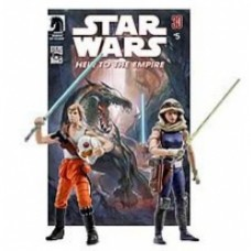 star wars comic packs 10