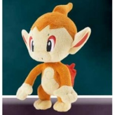 pokemon chimchar peluche