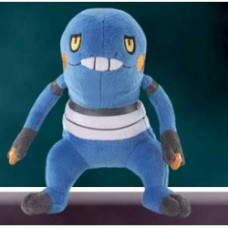 pokemon croagunk peluche