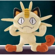 pokemon meowth peluche