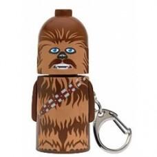star wars portachiavi chewbacca