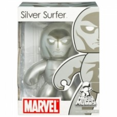 marvel mighty muggs silver surfer