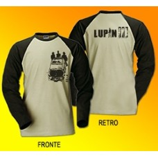 Lupin maglia maniche lunghe taglia M 500