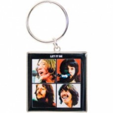 beatles porta chiavi let it be