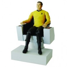star trek sedia di comando del capitano kirk