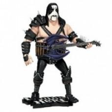 guitar hero Lars umlaut chitarra dorata