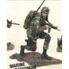 McFarlane's military marine radioman scala 1/32
