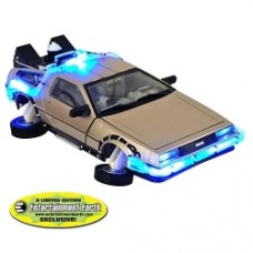Back to the Future II DeLorean Vehicle