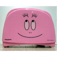 barbapapa tostapane rosa
