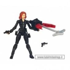 Avengers Movie Action Figures marvel's grapple blast black widow