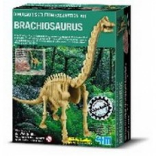 dinosaur skeleton excavation kit Brachiosaurus