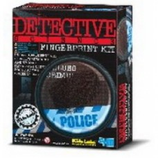 detective science fingerprint kit