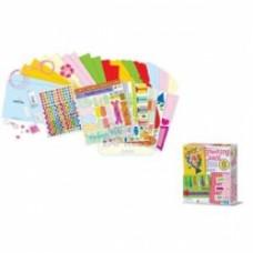 make your own greeting cards - kit per farsi i biglietti di auguri in casa