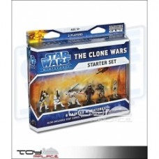 the clone wars starter set