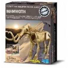 dig a mammoth