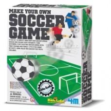 gioco del calcio da costruire