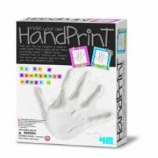 impronte delle mani