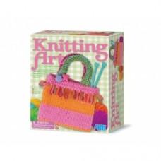 4M - kintting art - maglia facile borsa
