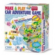 crea e gioca con la tua avventura in macchina