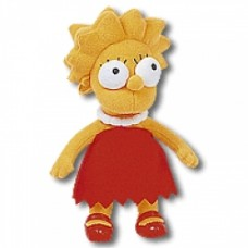 Simpsons lisa peluche