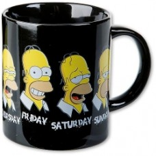 simpsons mug settimana