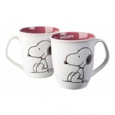 peanuts snoopy mug