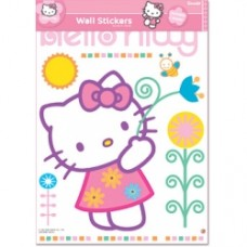 hello kitty wall stikers